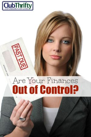 Feeling like your finances are out of control is far too common. Failure to act is even worse. Here are 5 ways to take back control of your money.
