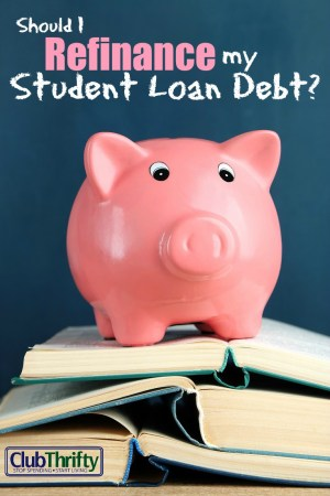 You can save thousands of dollars when you refinance student loans, but it isn't for everyone. We weigh the pros and cons of student loan refinancing here!