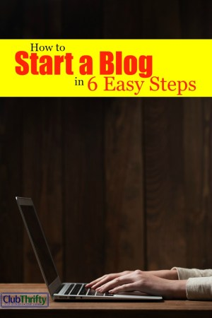 Yup! I make 6 figures from home and it all began by starting a blog. Learn how to start a blog, make money online, and quit your day job inside!