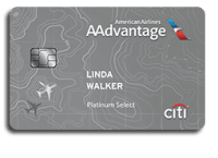 Citi Advantage Platinum Select Mastercard