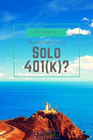 Being self-employed means paying for your own retirement. With several good options to choose from, we went with a Solo 401(k). Here's why.