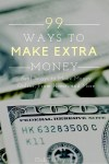 99 Ways to Make Extra Money