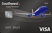 Southwest Airlines Rapid Rewards Plus Card