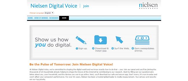 the best survey sites - digital voice