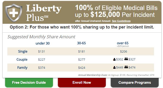 liberty plus