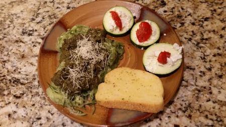 zucchini recipes - zucchini noodles