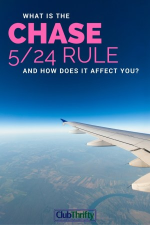 Ugh. The Chase 5/24 rule is a killer for travel hackers and travel rewards lovers. This piece does a great job of explaining the rule and how to deal with it.