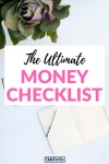 The Ultimate Money Checklist for 2017