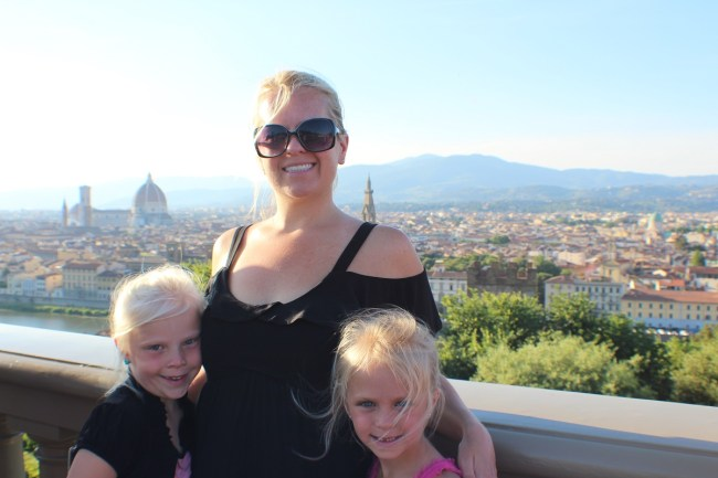 We took an 18-day family trip through Europe... and we survived! Here are some tips and pics from our time in Florence, Italy and Switzerland.