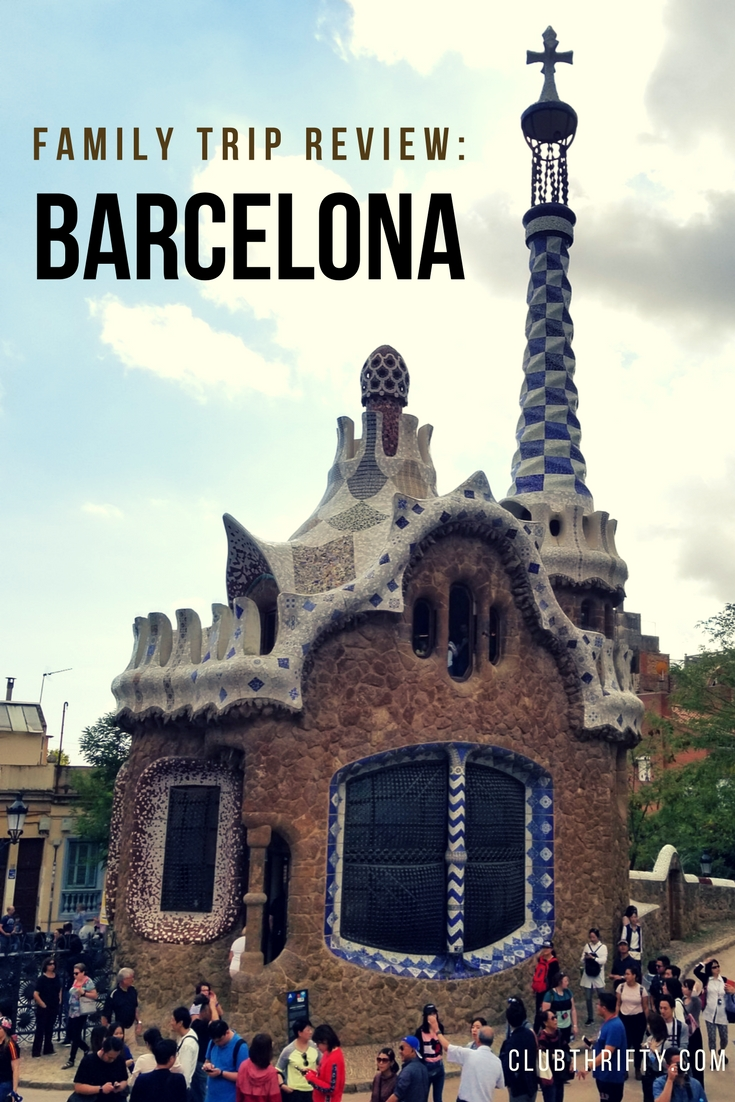 For many travelers, it doesn't get any better than a trip to Barcelona. We had the opportunity to bring our family there, and here's what we thought!