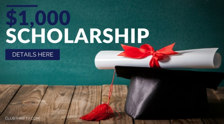 Apply for our $1,000 annual scholarship! We believe healthy money habits aren't inherited, they are learned. Once acquired, they can last a lifetime. It is our hope that this scholarship will assist students with managing the costs of their college education and spark a conversation at home about financial literacy.