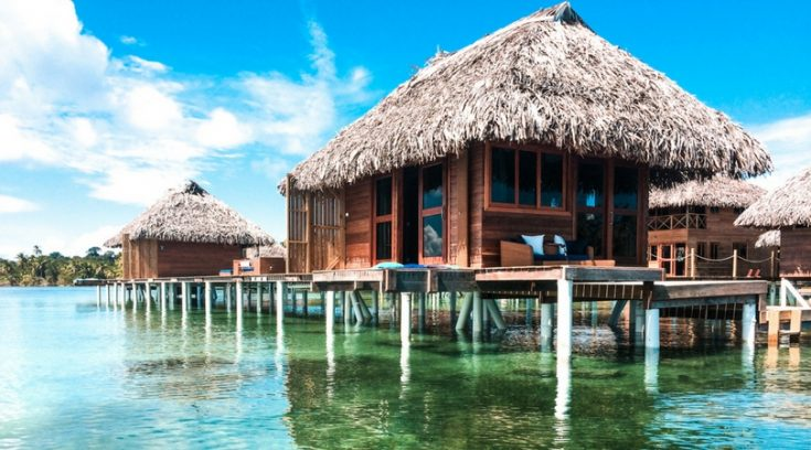 11 best overwater bungalows