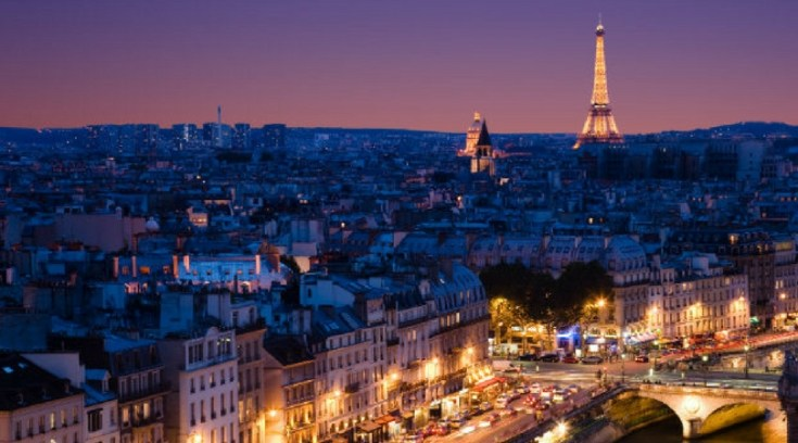 cheap places to travel - paris