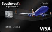 southwest airlines rapid rewards premier card