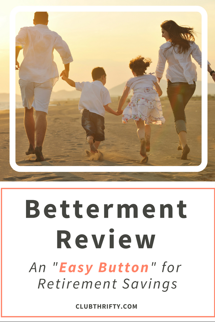 Betterment makes investing easy. Through their automated process, Betterment helps you create a diversified retirement account at drastically reduced prices. In this Betterment review, we'll explain what it is, explore how works, and help you decide whether it is a good fit for your retirement investing plans.