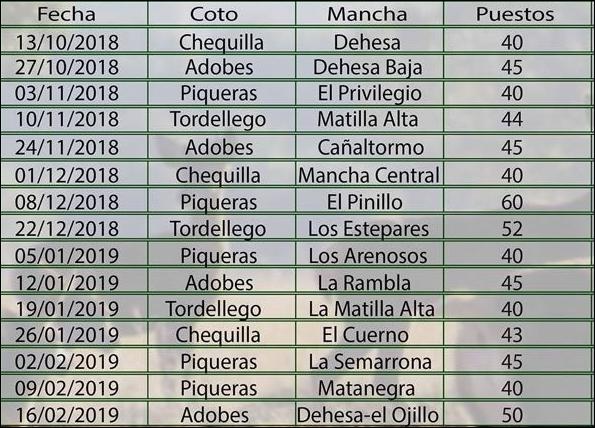 calendario_monterias_sierra_alta_2018_19_