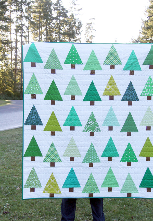 Christmas Tree Quilt : christmas, quilt, Christmas, Patterns