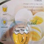 Taylor Egg Timer