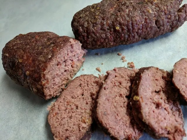 Easy All Beef 3 Alarm Summer Sausage Recipe