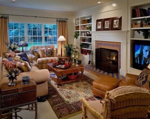 Astonishing Traditional Living Room Design Ideas To Copy Asap10