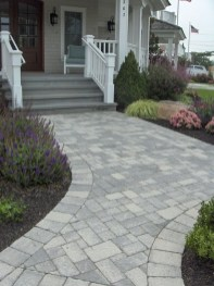 Comfy Front Yard Pathways Landscaping Ideas You Must Know03