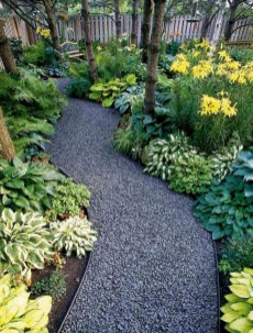 Comfy Front Yard Pathways Landscaping Ideas You Must Know26
