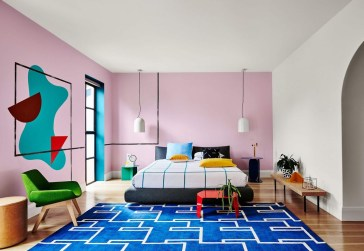 Creative Pattern Interior Design Ideas For Your Room23