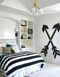 Delicate Tiny Bedroom Decor Ideas For Teens39