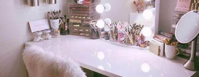 Delightful Diy Vanity Mirror Ideas To Copy Asap34
