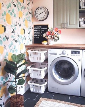 Fabulous Laundry Room Organization Ideas To Try08