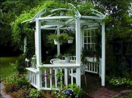 Gorgeous Backyard Gazebo Design Ideas You Must Have07