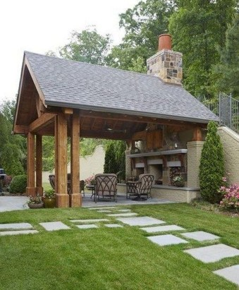 Gorgeous Backyard Gazebo Design Ideas You Must Have16