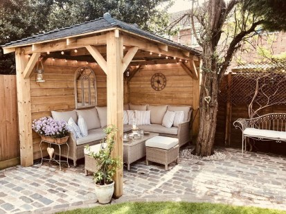 Gorgeous Backyard Gazebo Design Ideas You Must Have21