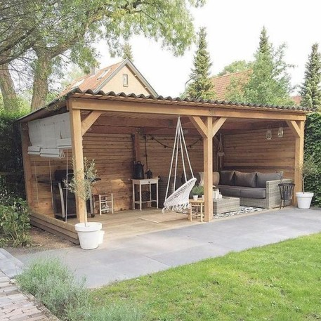 Gorgeous Backyard Gazebo Design Ideas You Must Have28