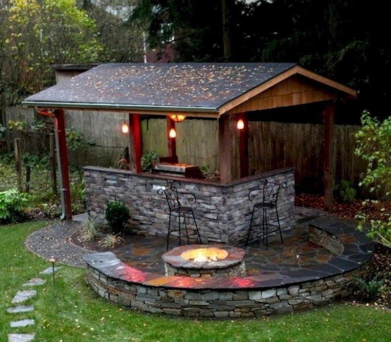 Gorgeous Backyard Gazebo Design Ideas You Must Have39