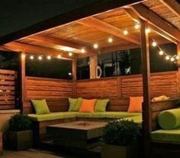 Gorgeous Backyard Gazebo Design Ideas You Must Have40
