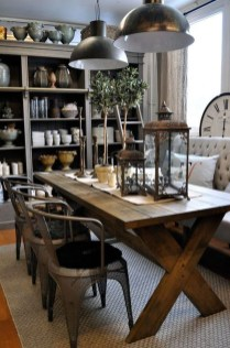 Graceful Farmhouse Dining Room Design Ideas That Looks Cool21