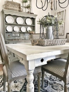 Graceful Farmhouse Dining Room Design Ideas That Looks Cool23