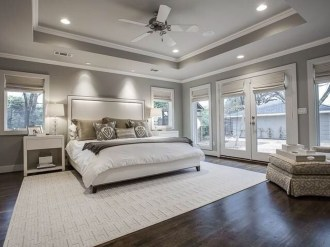 Inexpensive Master Bedroom Remodel Ideas For You24