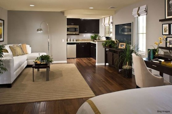 Inexpensive Suite Room Apartment Decorating Ideas On A Budget27