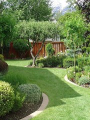 Lovely Backyard Garden Ideas That Looks Elegant04