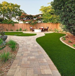 Lovely Backyard Garden Ideas That Looks Elegant13