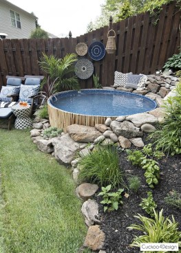 Lovely Backyard Garden Ideas That Looks Elegant15