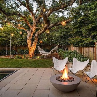 Lovely Backyard Garden Ideas That Looks Elegant23