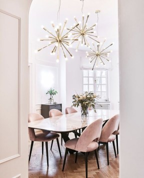 Luxury Feminime Dining Room Design Ideas To Try Asap15