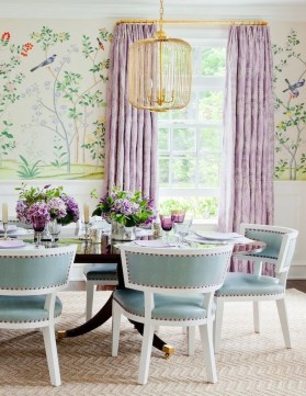 Luxury Feminime Dining Room Design Ideas To Try Asap27