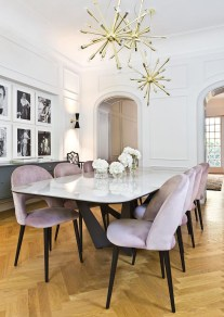 Luxury Feminime Dining Room Design Ideas To Try Asap28
