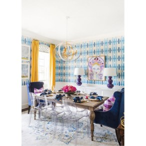 Luxury Feminime Dining Room Design Ideas To Try Asap32