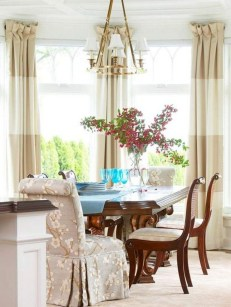 Luxury Feminime Dining Room Design Ideas To Try Asap47