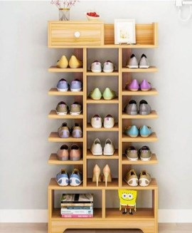 Outstanding Shoes Rack Design Ideas For Your Home07